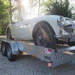 Anssems autotransporter 400x188cm 1500kg Anssems autotransporter 400x188cm 1500kg Aanhangwagens XXL West Brabant 3.0 praktijk 2