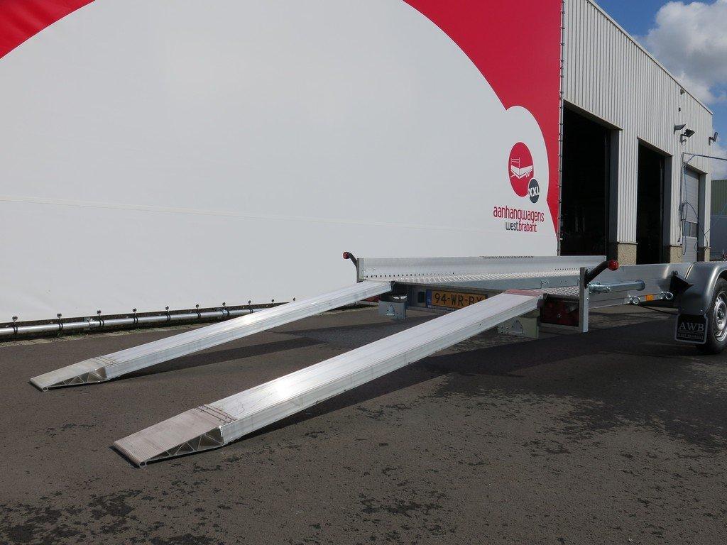 Anssems autotransporter 400x188cm 1500kg Aanhangwagens XXL West Brabant 3.0 rijplaten Aanhangwagens XXL West Brabant