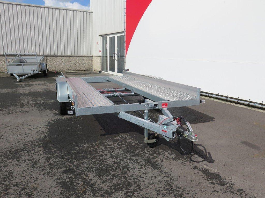 Anssems autotransporter 400x188cm 1500kg Anssems autotransporter 400x188cm 1500kg Aanhangwagens XXL West Brabant 3.0 voorkant