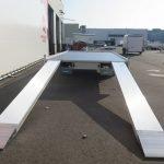 Anssems autotransporter 405x200cm 2700kg Aanhangwagens XXL West Brabant 2.0 achter oprijplaten Aanhangwagens XXL West Brabant