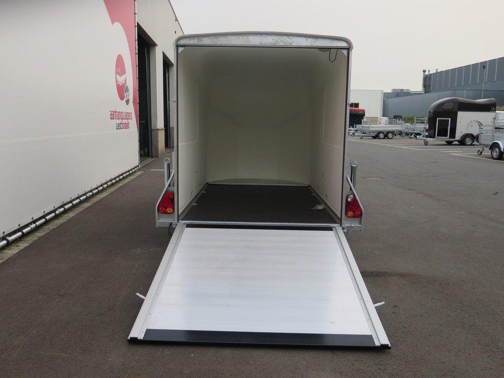 Easyline motortrailer 300x151x170cm 1300kg gesloten Aanhangwagens XXL West Brabant 2.0 achter open Aanhangwagens XXL West Brabant