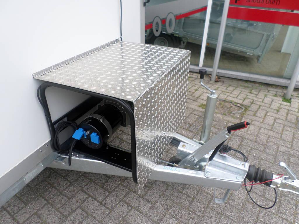 Proline koelwagen met stroomvoorziening Aanhangwagens XXL West Brabant compleet Aanhangwagens XXL West Brabant