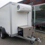 Proline koelwagen met stroomvoorziening Aanhangwagens XXL West Brabant hoofd Aanhangwagens XXL West Brabant