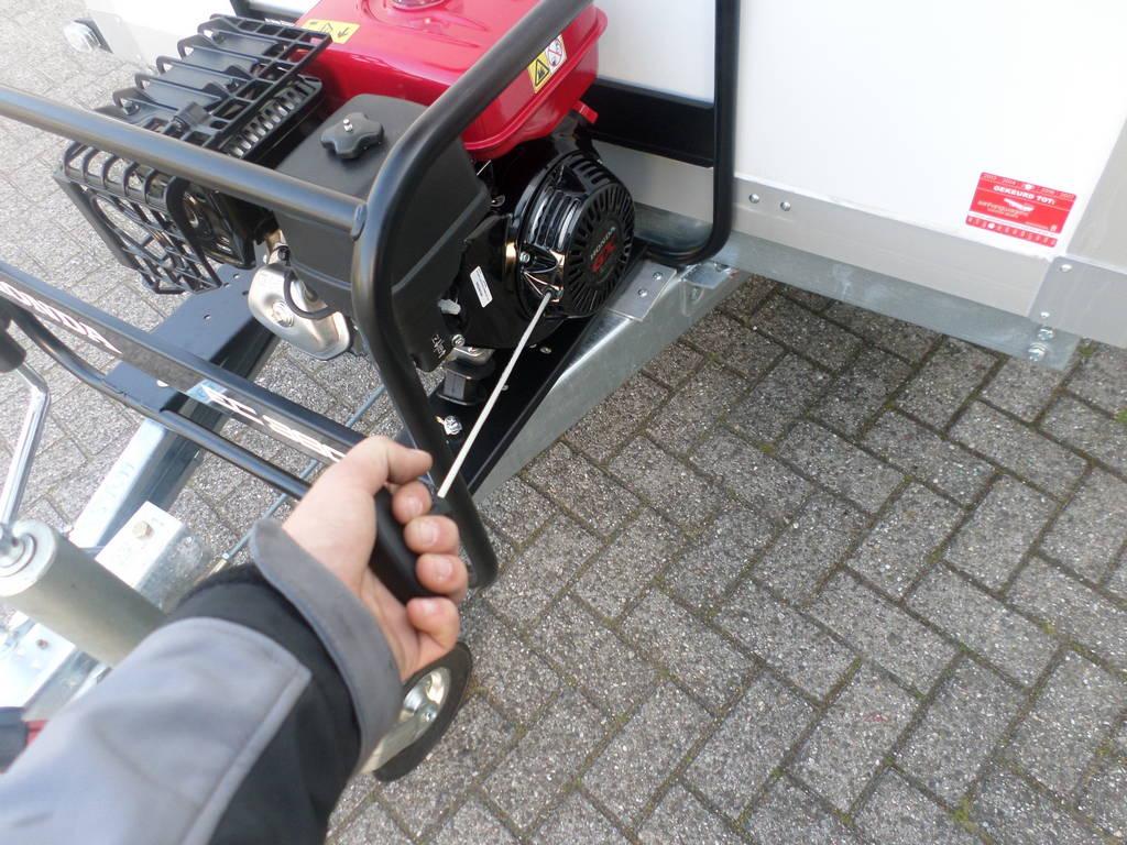 Proline koelwagen met stroomvoorziening Aanhangwagens XXL West Brabant touw Aanhangwagens XXL West Brabant