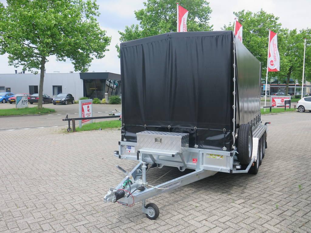 ifor-williams-transporter-met-huif-429x193cm-3500-kg-machinetransporter-aanhangwagens-xxl-west-brabant-voorkant Aanhangwagens XXL West Brabant