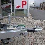 Ifor Williams veetrailer 366x178x183cm klep deur systeem veetrailers Aanhangwagens XXL West Brabant dissel Aanhangwagens XXL West Brabant