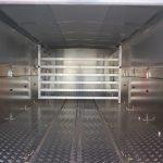 Ifor Williams veetrailer 427x178x213cm 3500kg tridemas Aanhangwagens XXL West Brabant 2.0 binnenkant Aanhangwagens XXL West Brabant