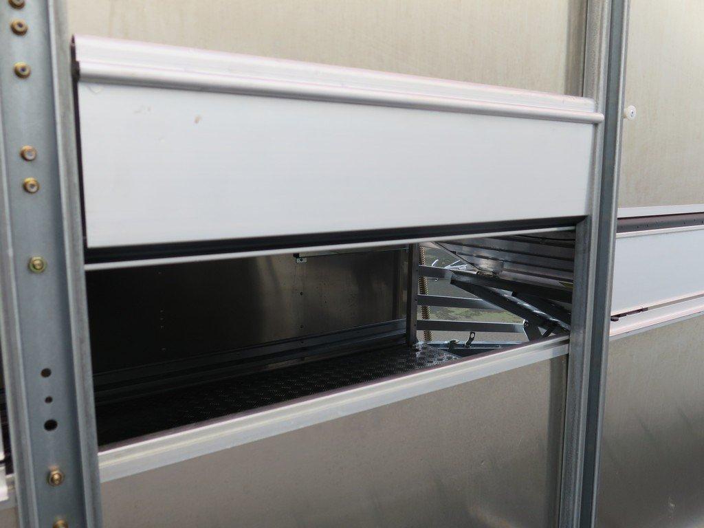 Ifor Williams veetrailer 427x178x213cm 3500kg tridemas Aanhangwagens XXL West Brabant 2.0 ventilatie Aanhangwagens XXL West Brabant