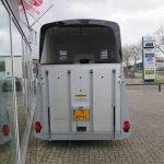 Humbaur Xanthos Koetsentrailer Aanhangwagens XXL West Brabant 2.0 achterkant dicht