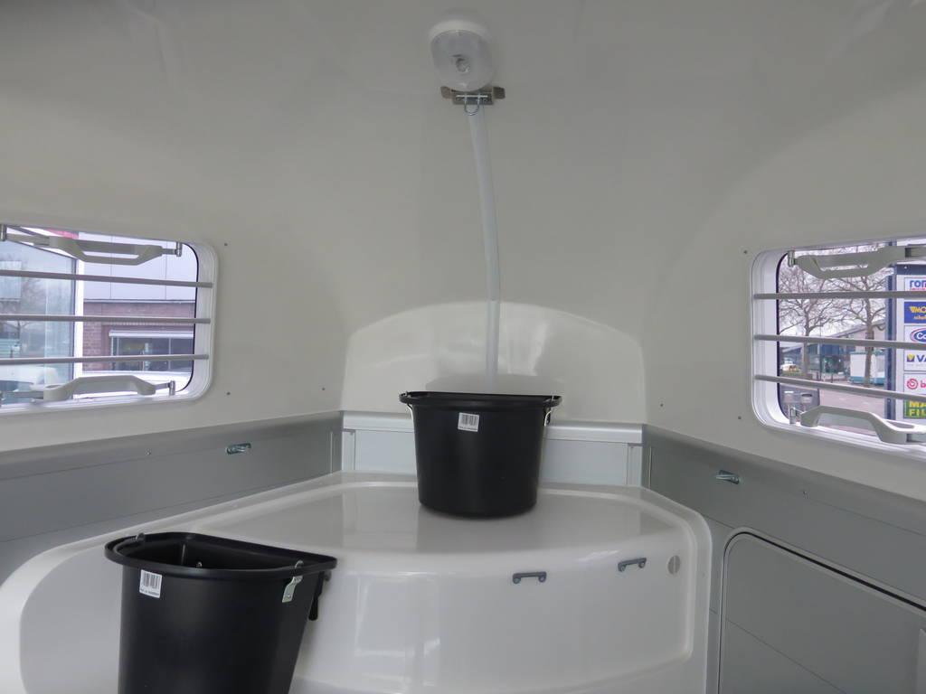 Humbaur Xanthos Koetsentrailer Aanhangwagens XXL West Brabant 2.0 binnenkant