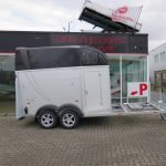 Humbaur Xanthos Koetsentrailer Aanhangwagens XXL West Brabant 2.0 hoofd