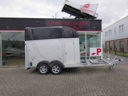 Humbaur Xanthos Koetsentrailer Aanhangwagens XXL West Brabant 2.0 hoofd Aanhangwagens XXL West Brabant