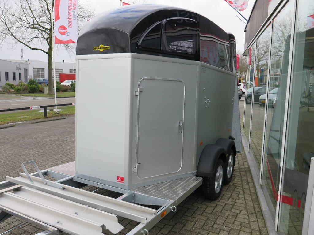 Humbaur Xanthos Koetsentrailer Aanhangwagens XXL West Brabant 2.0 overzicht