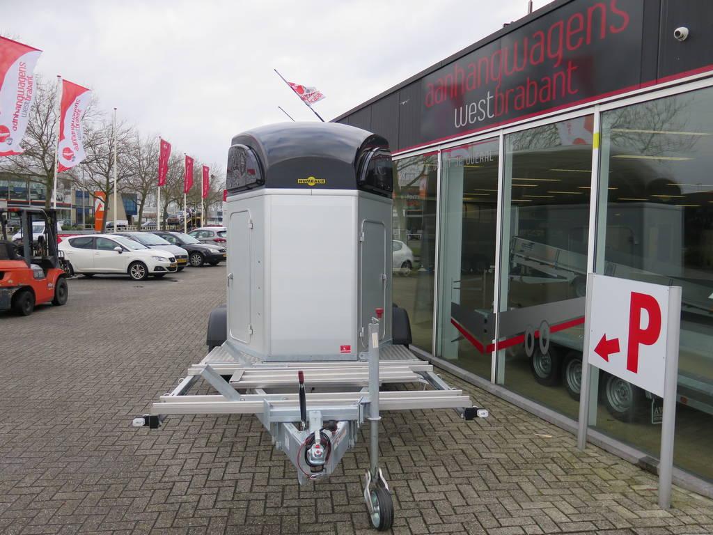 Humbaur Xanthos Koetsentrailer Aanhangwagens XXL West Brabant 2.0 voorkant