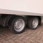 Maatwerk gesloten aanhangwagen 500x244x230cm speciaalbouw Aanhangwagens XXL West Brabant dubbelas 2.0 Aanhangwagens XXL West Brabant