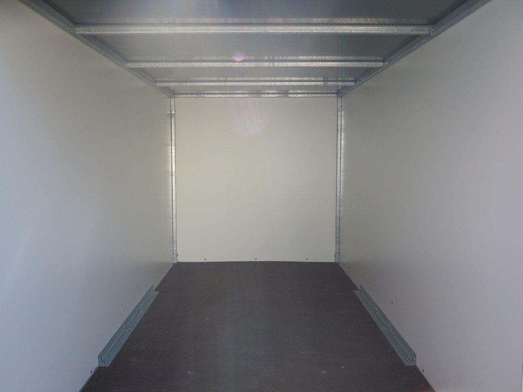 Easyline gesloten aanhanger 300x150x150cm 750kg Aanhangwagens XXL West Brabant achter open Aanhangwagens XXL West Brabant