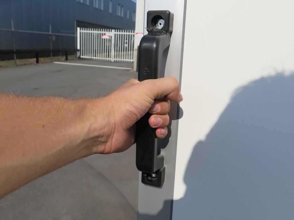 Easyline gesloten aanhanger 300x150x150cm 750kg Aanhangwagens XXL West Brabant handvat Aanhangwagens XXL West Brabant