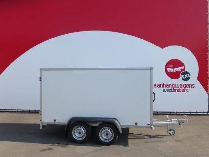 Easyline gesloten aanhanger 300x150x150cm 750kg Aanhangwagens XXL West Brabant hoofd Aanhangwagens XXL West Brabant