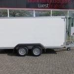 Easyline gesloten ballonwagen 350x140x145cm 1500kg speciaalbouw Aanhangwagens XXL West Brabant overzicht Aanhangwagens XXL West Brabant