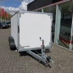 Easyline gesloten ballonwagen 350x140x145cm 1500kg speciaalbouw Aanhangwagens XXL West Brabant schuin Aanhangwagens XXL West Brabant