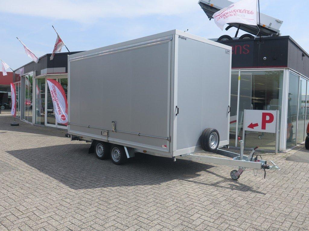 Proline bloemenwagen 425x204x230cm 2600kg Proline bloemenwagen 425x204x230cm 2600kg Aanhangwagens XXL West Brabant hoofd
