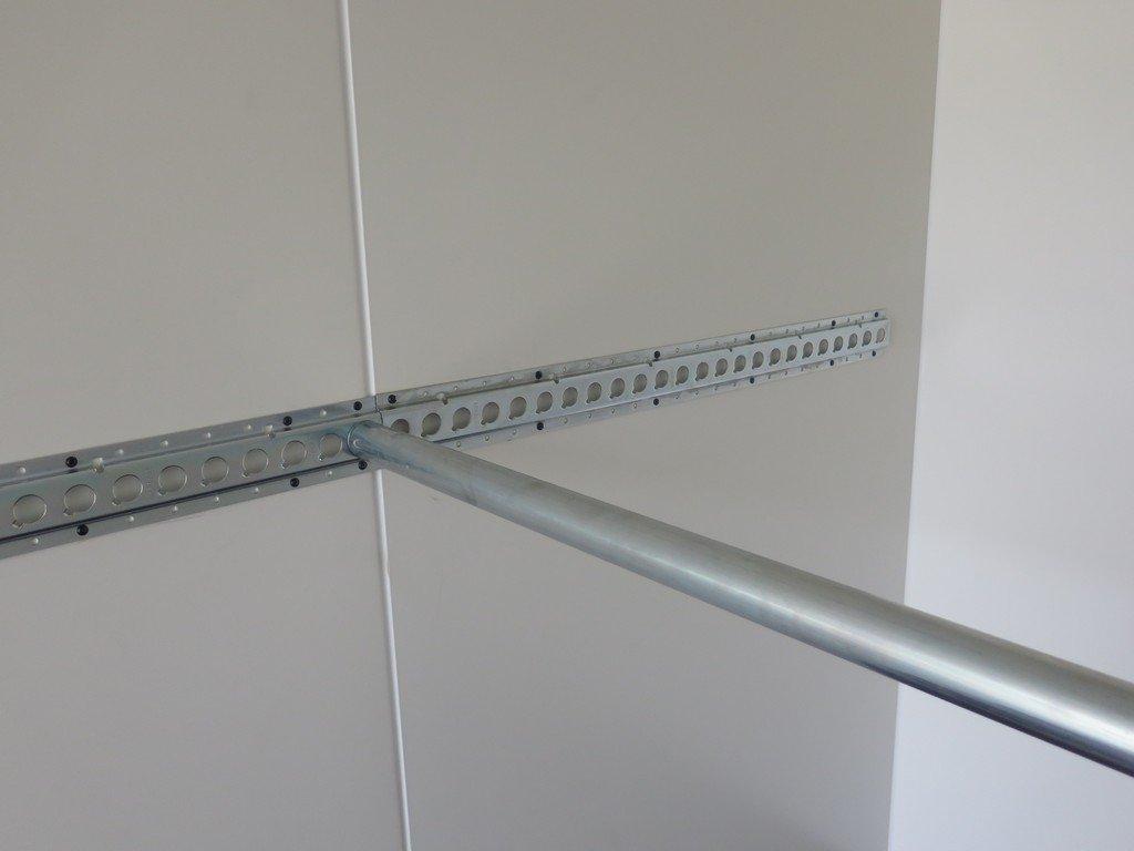 Proline gesloten aanhanger 425x204x230cm 2600kg Aanhangwagens XXL West Brabant cargorails Aanhangwagens XXL West Brabant