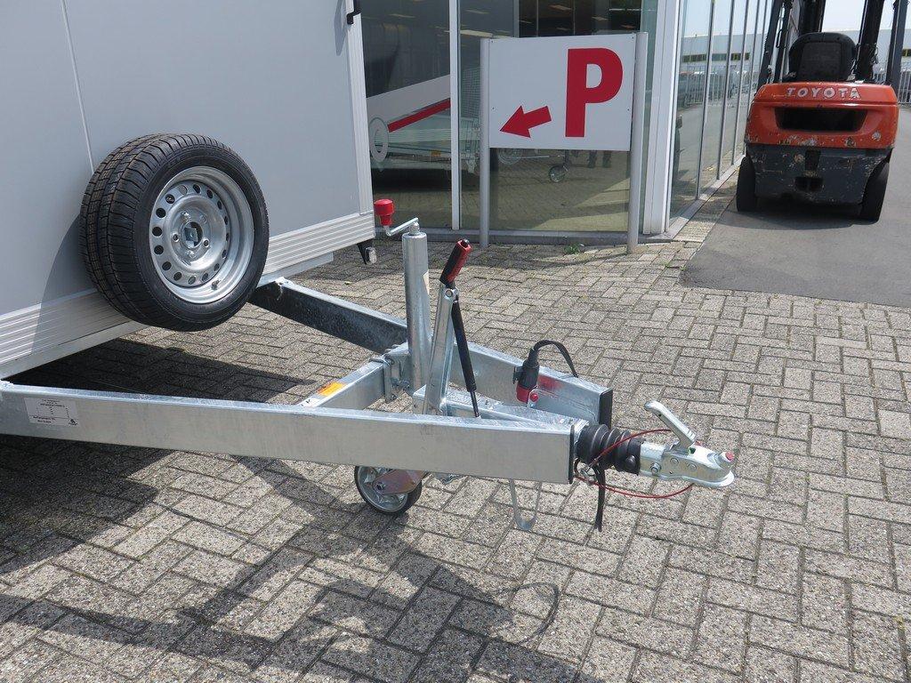 Proline gesloten aanhanger 425x204x230cm 2600kg Aanhangwagens XXL West Brabant dissel Aanhangwagens XXL West Brabant