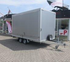 Proline gesloten aanhanger 425x204x230cm 2600kg Aanhangwagens XXL West Brabant hoofd Aanhangwagens XXL West Brabant