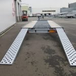 Proline autotransporter 501x210cm 3000kg Aanhangwagens XXL West Brabant 2.0 achterkant Aanhangwagens XXL West Brabant