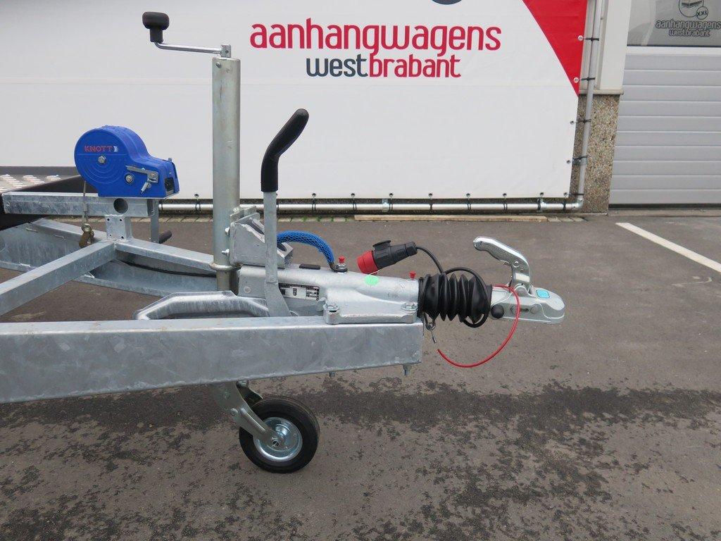 Proline autotransporter 501x210cm 3000kg Aanhangwagens XXL West Brabant 2.0 dissel