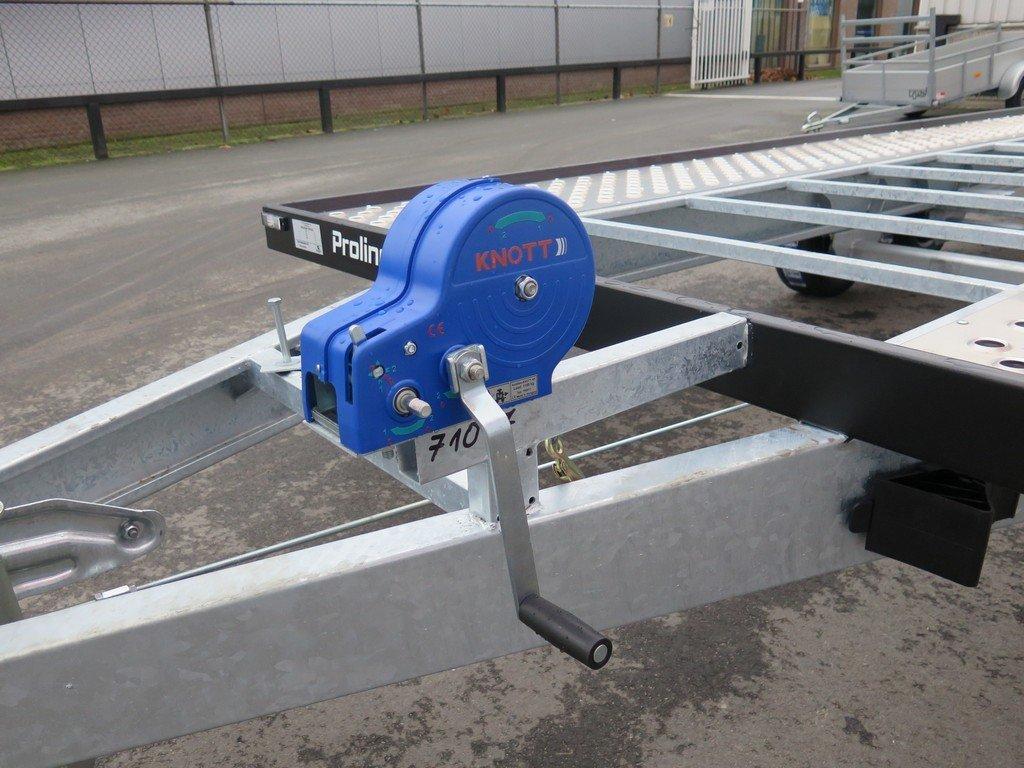 Proline autotransporter 501x210cm 3000kg Aanhangwagens XXL West Brabant 2.0 handlier Aanhangwagens XXL West Brabant