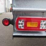 Proline autotransporter 501x210cm 3000kg Aanhangwagens XXL West Brabant 2.0 ledverlichting
