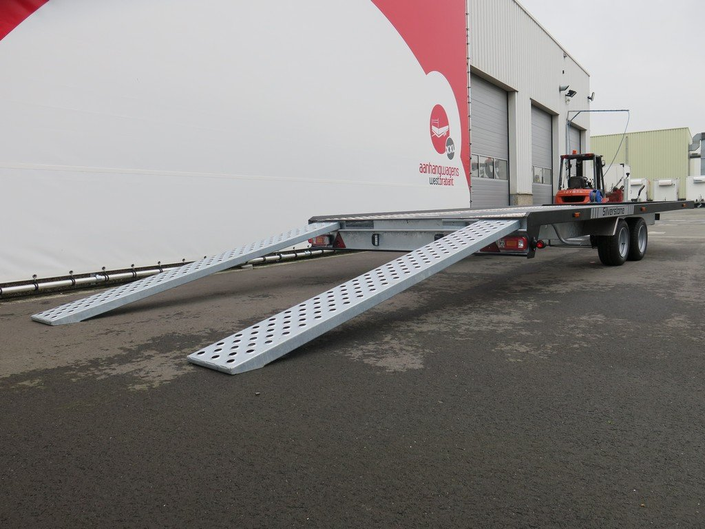 Proline autotransporter 501x210cm 3000kg Aanhangwagens XXL West Brabant 2.0 rijplaten