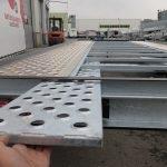 Proline autotransporter 501x210cm 3000kg Aanhangwagens XXL West Brabant 2.0 sledes
