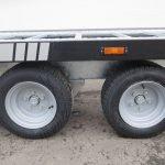 Proline autotransporter 501x210cm 3000kg Aanhangwagens XXL West Brabant 2.0 tandemas