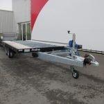 Proline autotransporter 501x210cm 3000kg Aanhangwagens XXL West Brabant 2.0 voorkant