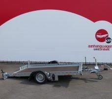 Proline motortrailer 312x180cm 1500kg zakbaar Aanhangwagens XXL West Brabant hoofd
