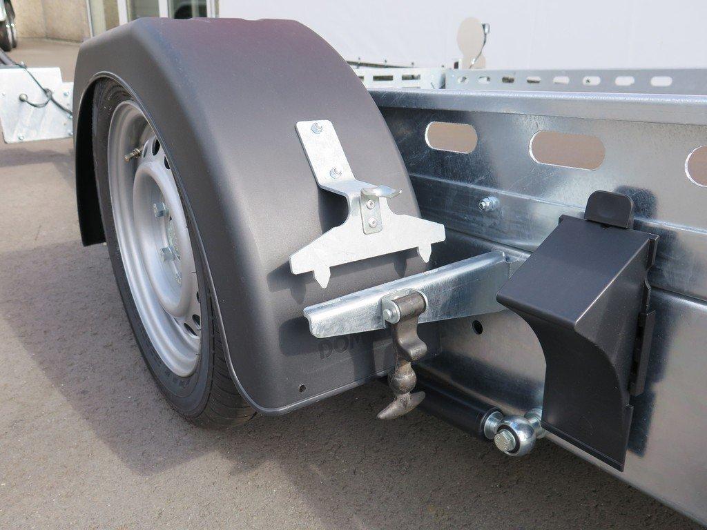 Proline motortrailer 312x180cm 1500kg zakbaar Aanhangwagens XXL West Brabant spatbord Aanhangwagens XXL West Brabant
