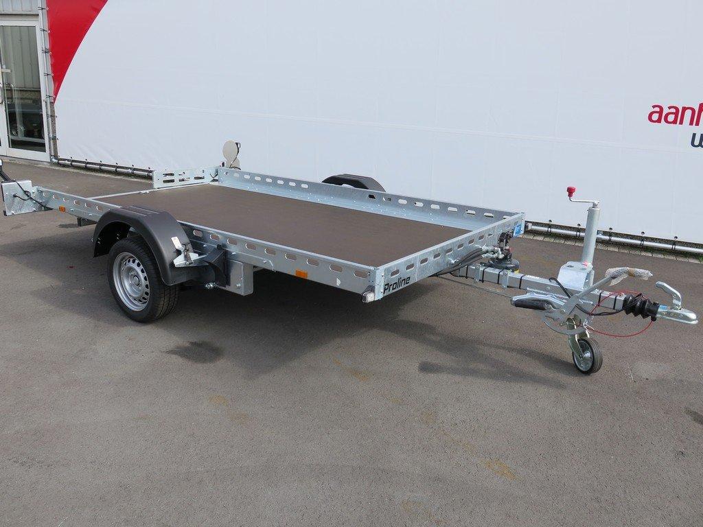 Proline motortrailer 312x180cm 1500kg zakbaar Aanhangwagens XXL West Brabant vlak Aanhangwagens XXL West Brabant