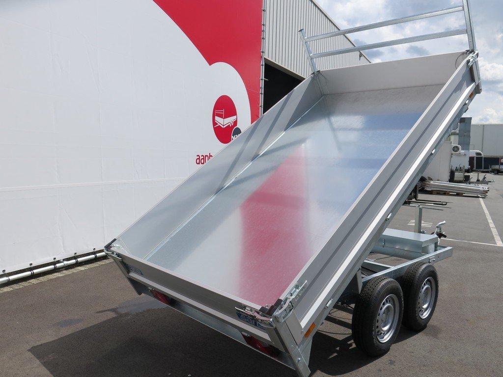 Saris kipper 306x170cm 2700kg eco Aanhangwagens XXL West Brabant bak Aanhangwagens XXL West Brabant