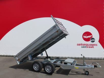 Saris kipper 306x170cm 2700kg eco Aanhangwagens XXL West Brabant hoofd Aanhangwagens XXL West Brabant