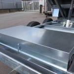 Saris kipper 306x170cm 2700kg eco Aanhangwagens XXL West Brabant onderstel Aanhangwagens XXL West Brabant