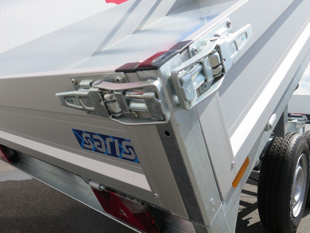 Saris kipper 306x170cm 2700kg eco Aanhangwagens XXL West Brabant sluiting Aanhangwagens XXL West Brabant