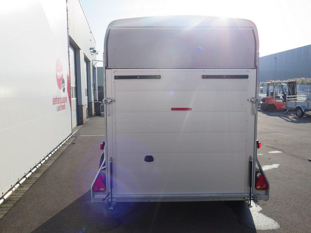 Easyline gesloten aanhanger 313x166x200cm 2000kg PPL Aanhangwagens XXL West Brabant 2.0 achter dicht Aanhangwagens XXL West Brabant