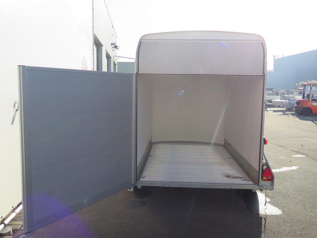 Easyline gesloten aanhanger 313x166x200cm 2000kg PPL Aanhangwagens XXL West Brabant 2.0 klep-deur Aanhangwagens XXL West Brabant