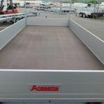 Anssems plateauwagen 405x178cm 2000kg eco Aanhangwagens XXL West Brabant bak Aanhangwagens XXL West Brabant