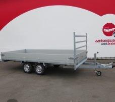 Anssems plateauwagen 405x178cm 2000kg eco Aanhangwagens XXL West Brabant hoofd