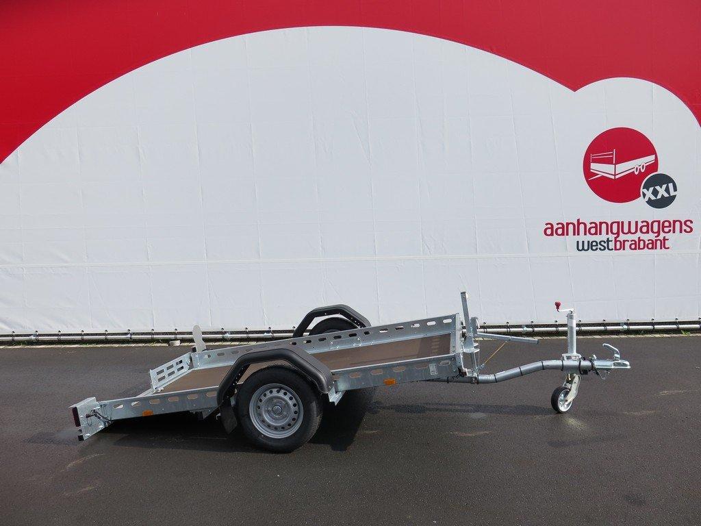 Maatwerk Proline aanhangwagen voor tuktuk Maatwerk Proline aanhangwagen voor tuktuk Aanhangwagens XXL West Brabant gezakt