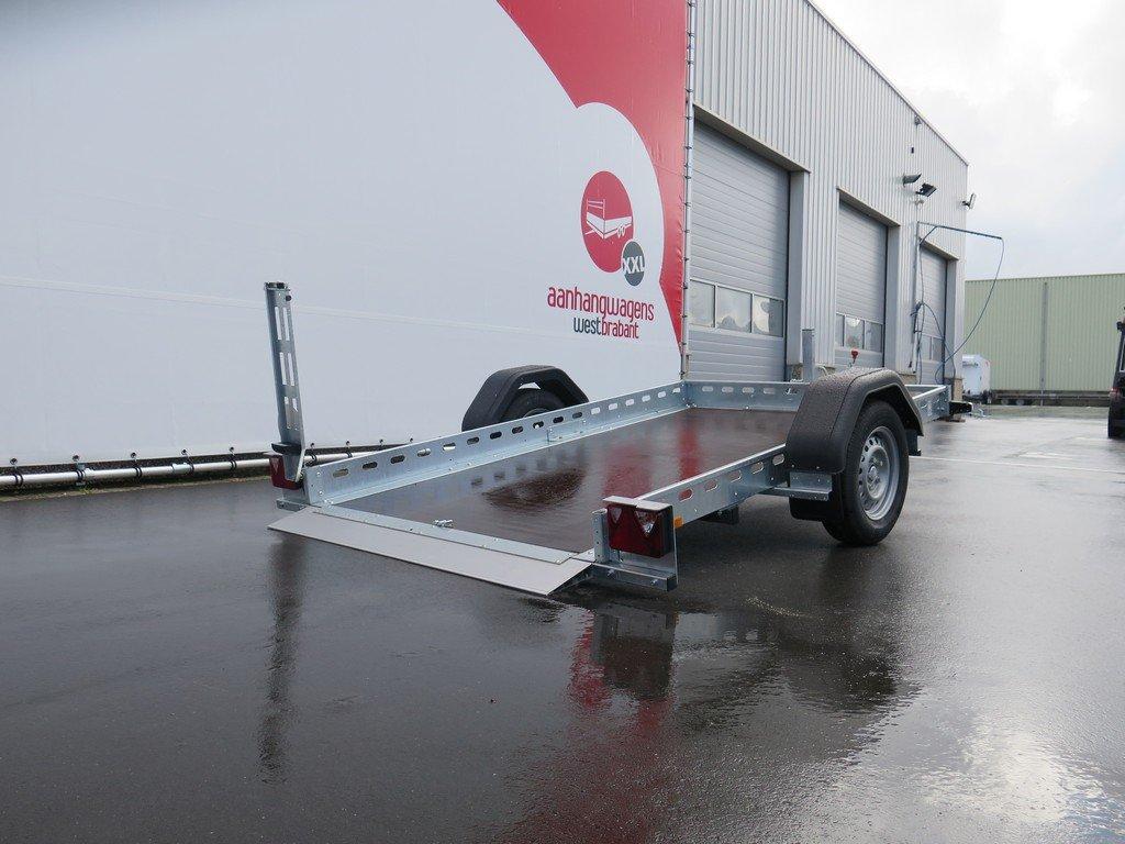 Maatwerk Proline aanhangwagen voor tuktuk Maatwerk Proline aanhangwagen voor tuktuk Aanhangwagens XXL West Brabant oprijden