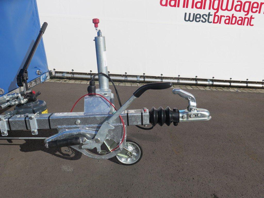 Proline motortrailer 314x180x170cm 1500kg zakbaar met huif Aanhangwagens XXL West Brabant dissel